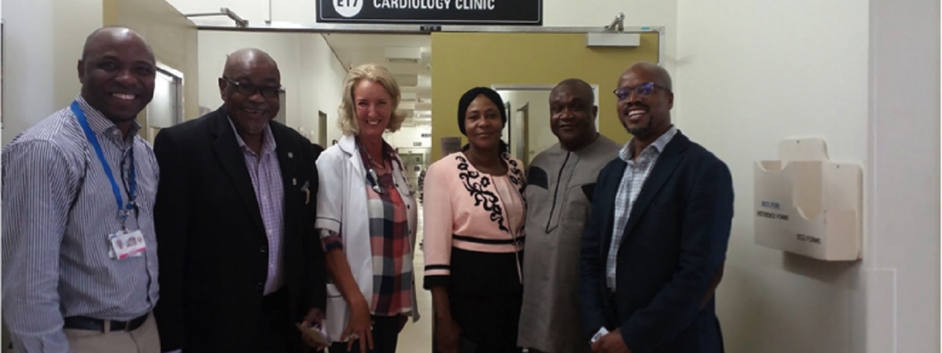 KHRU facilitated the visit of the Vice Chancellor and College Provost of the University of Abuja, Nigeria.